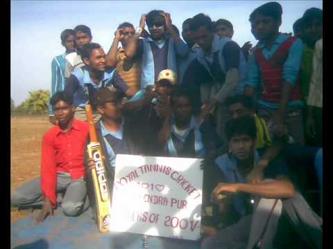 SAMARENDRA MERHER AND HIS CRICKET TEAM
