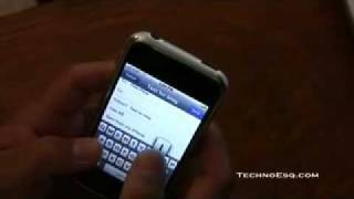 iPhone keyboard tutorial