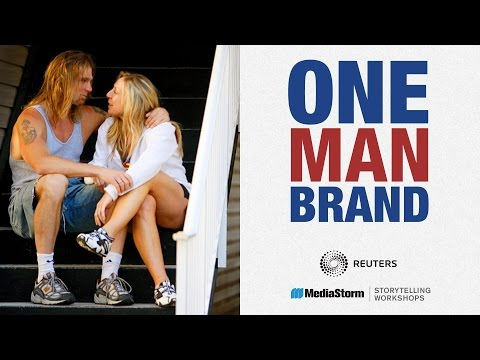 One Man Brand - MediaStorm Storytelling Workshop