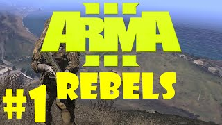Arma 3 - Altis Life Rebels #1 Finbar Can