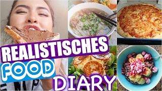 Was ich WIRKLICH in EINER WOCHE esse! | Shanti Tan