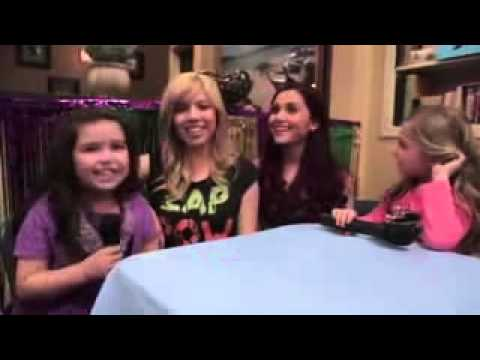 Sophia Grace And Rosie Interview Jennette And Ariana