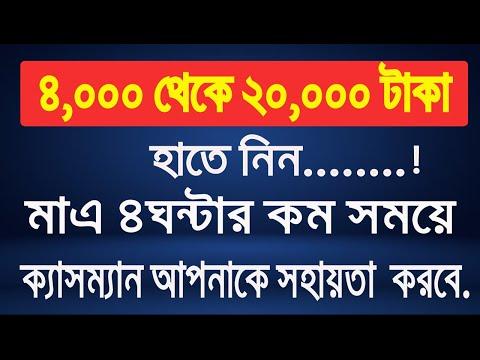 Cashman | bkash loan | online loan bangladesh 2021 | student loan app |make money online 2021 bangla