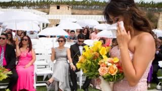 Leal Vineyards Sobe & Luis wedding