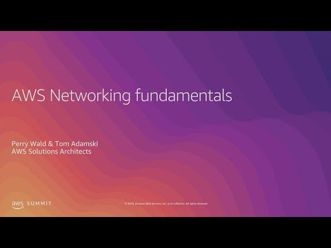 AWS Networking Fundamentals