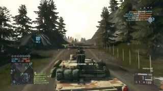 Battlefield 4™| M1A2 Gameplay | GIANTS OF KARELIA | BF CLUSTER FUDGE=)