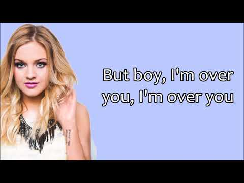 Kelsea Ballerini - Get Over Yourself (Lyrics)