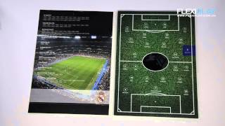 Видео-буклеты для спортивных клубов(Интерактивные видео-буклеты - FlexiPlay™. FlexiPlay™ представляет собой ультратонкий видеодисплей, заключенный..., 2012-11-28T14:16:23.000Z)
