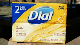 Dial Gold antibacterial soap Review