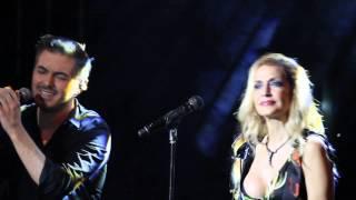 Αν μου τηλεφωνούσες,Δώδεκα- Άννα Bίσση - Μιχάλης Χατζηγιάννης (Live Λάρνακα,Κύπρος-04/09/2015)