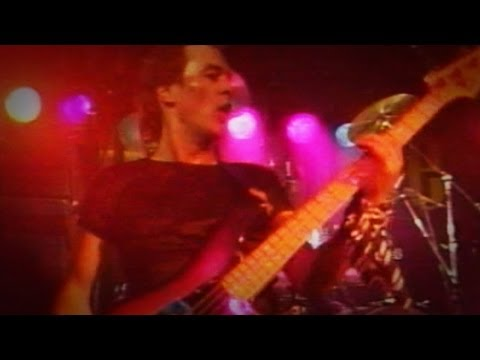 Sweet - 04. Burning / Someone Else Will - Live at the Marquee, London - 1986 (OFFICIAL)