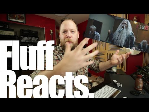 Fluff Reacts: Foo Fighters - Run