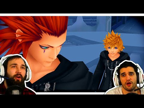 【 KINGDOM HEARTS 3 5 8 / 2 】 Only Nobodies (no humans) Blind Proud - Part 7