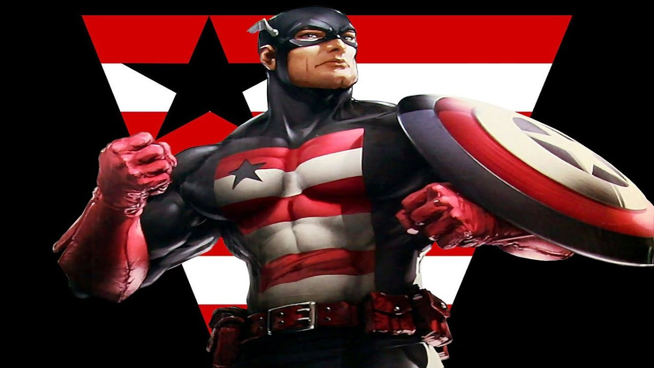Marvel Super Heroes US Agent