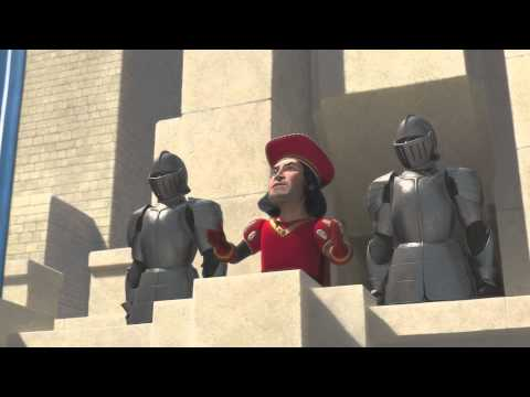 Shrek (2001) - Some of you May Die, But...