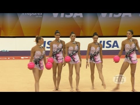 OG Qualifs London12 -- SPAIN