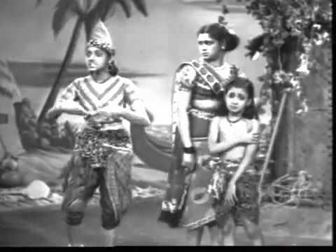 Thigambara Samiyar 1950 --Kaakka Vaendum Kadavulae Nee
