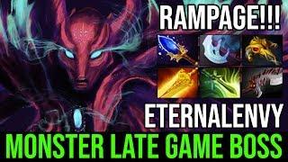 EternaLEnVy [Spectre] Monster Late Game Boss Rampage + Scepter Upgrade 26Kills Vs Pro Ursa DotA 2