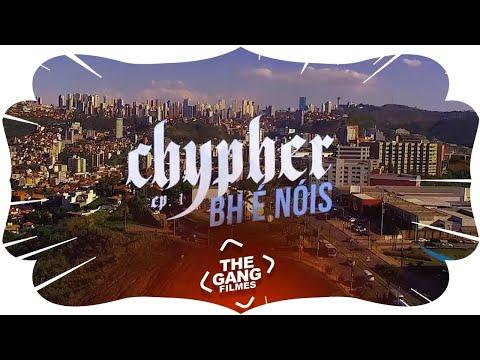 "Cypher ""BH é nois"" part.1 - MC's Dennin, Pokemon, Ruanzin e MC L da Vinte"