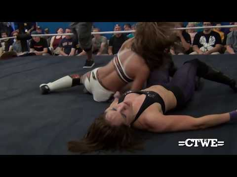 CTWE 4-Year Anniversary Event: Mercedes KV (WWE's Sasha Banks) VS. Ivy Fit