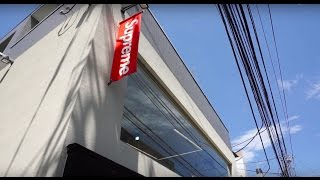 SUPREME + ADIDAS + NIKE AT HARAJUKU JAPAN!