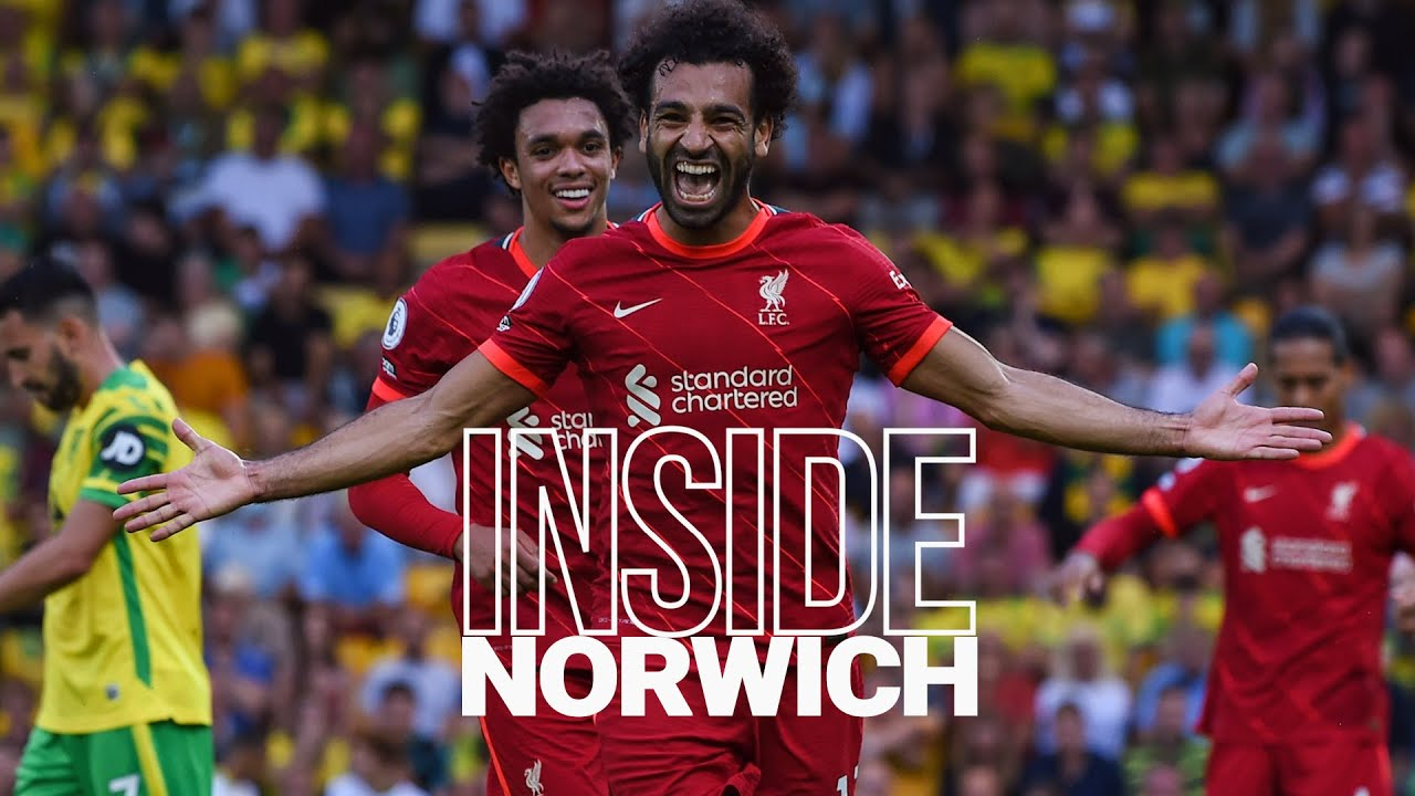Download Inside Norwich: Norwich City 0-3 Liverpool   Away end bounces as Reds win on the opening day