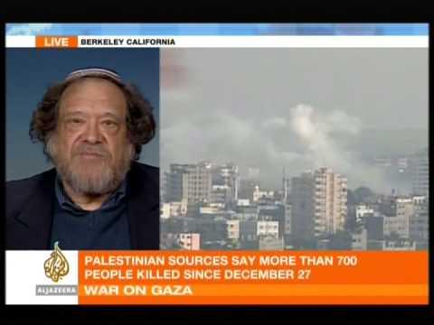 Rabbi Lerner against the war