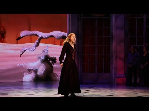 Watch Christy Altomare Perform 'Journey to the Past' in Honor of ANASTASIA's 20th Anniversary