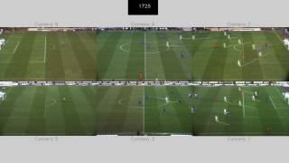 Multi Camera Soccer Tracker