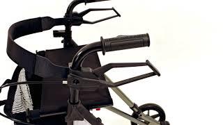 Produktvideo zu Leichtgewicht-Rollator Dietz Taima M-GT