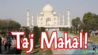 Mark Wiens Visits the Majestic Taj Mahal ताज महल (and some FOOD)
