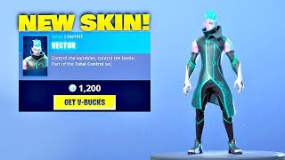 *NEW* VECTOR SKIN! Fortnite ITEM SHOP [July 10, 2019] | Fortnite Battle Royale