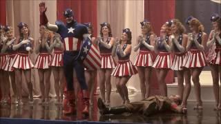 Repeat youtube video Star Spangled Man - Capitán América: El Primer Vengador (Castellano)