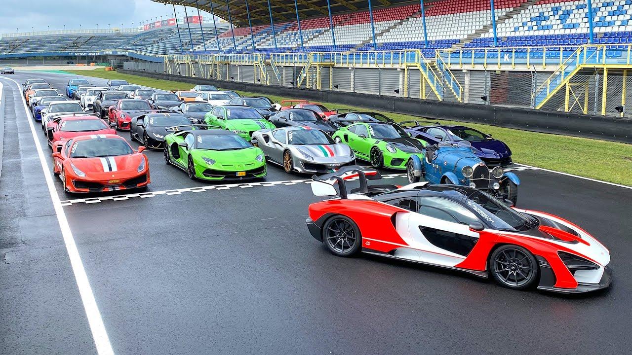 Supercar Madness: McLaren Senna, Novitec Ferrari F12 N-Largo S, ABT Audi RS6+, 488 Pista & More!