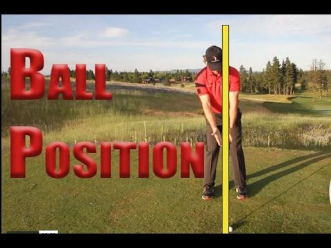 Golf Ball Position - 60 Second Golf Tips
