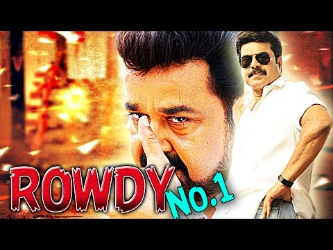 Rowdy No.1 (2018) | New South Indian Full...
