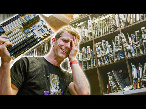 This guy has a PROBLEM - Tech Hoarders from YouTube · Duration:  20 minutes 38 seconds
