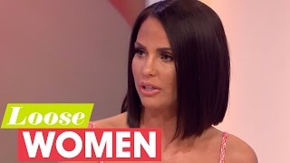 Katie Price On Standing By Husband Kieran After He Cheated | Loose Women