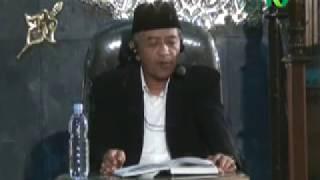 KH M Lukman Hakim ph.D ; Tasawuf Kontemporer ; Kupas tuntas Cahaya hati & Gelapnya Nafsu