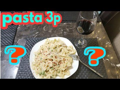 Download Youtube: PASTA 3P !!!!!(receta)