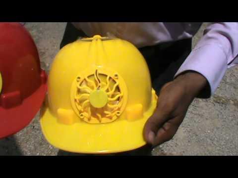 Excel Construction Materials Pvt Ltd  (Solar Helmet)