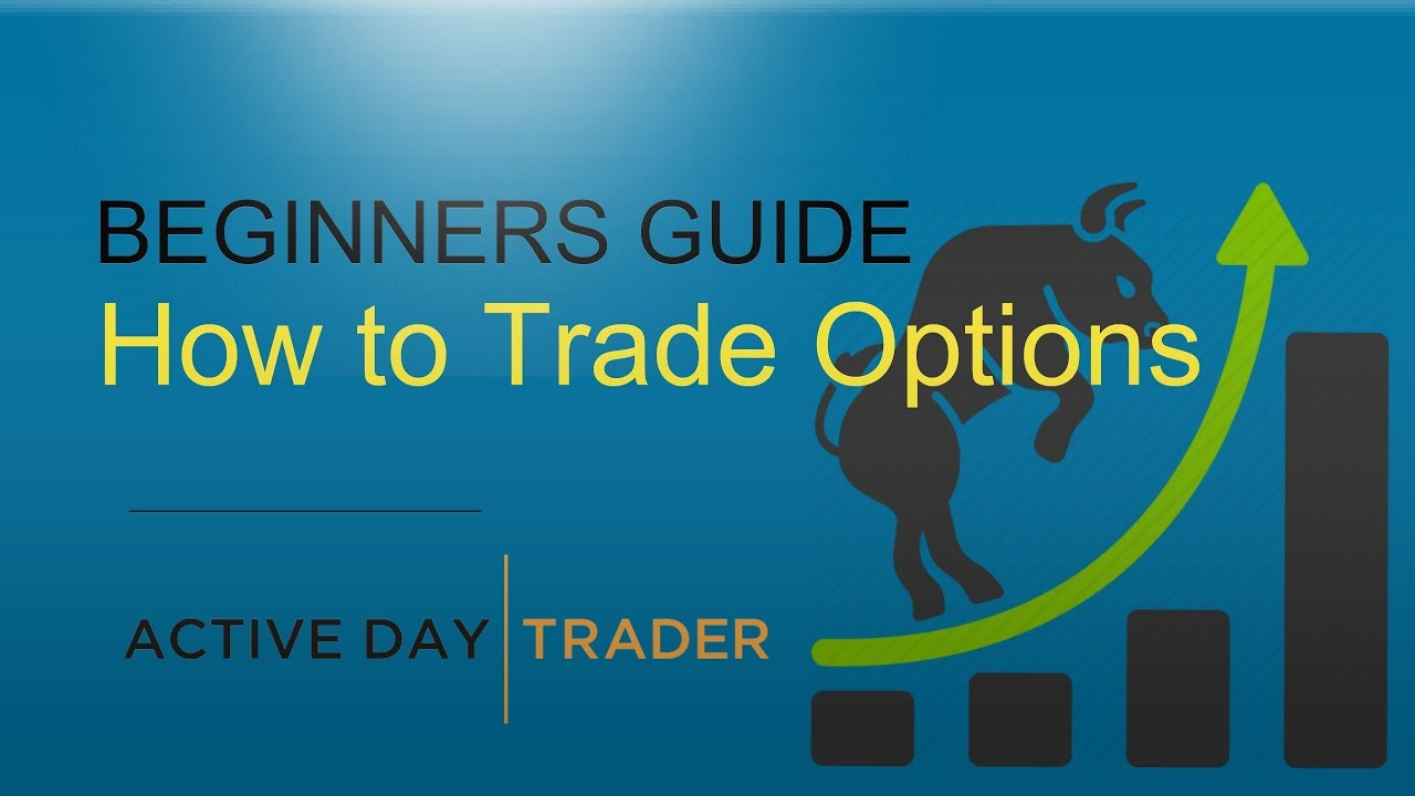 How trade stock options