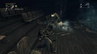 Bloodborne Old Hunter Bone Location and Gameplay