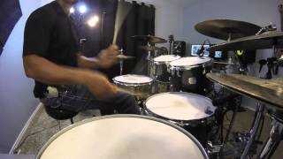 BEST LOVE SONG - T PAIN ft Chris Brown - DRUM COVER
