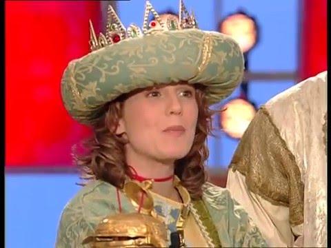 Mimie Mathy, Les dangers de la galette des rois, La machine à gym - On a tout essayé - 07/01/2002