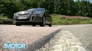 Vauxhall Opel Insignia VXR review