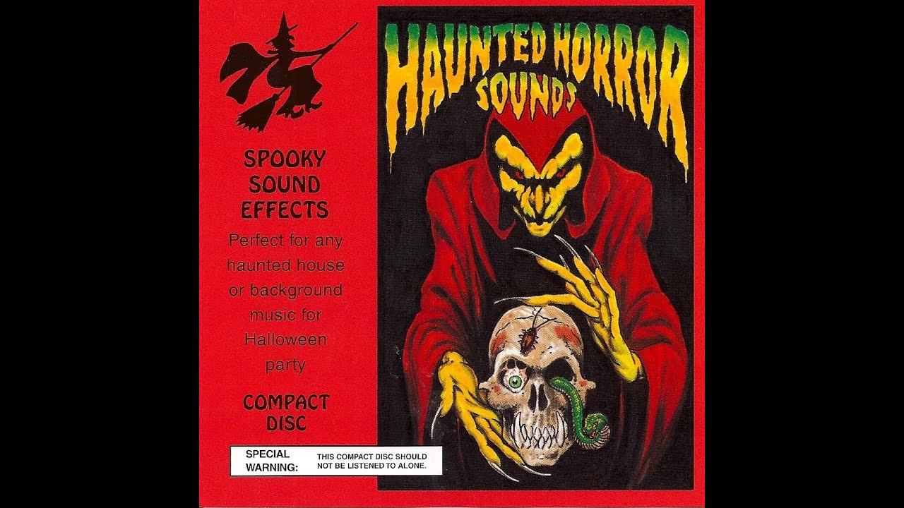 haunted horror sounds youtube