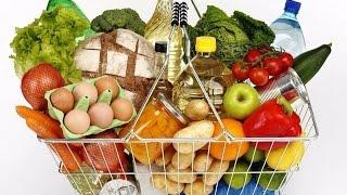 Список продуктов для похудения. Неделя 2. 30 дней диеты