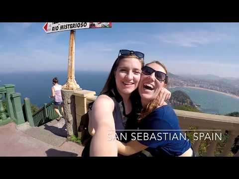 Semester Abroad in Valladolid Spain | Student Video from a BCA Study Abroad Storyteller