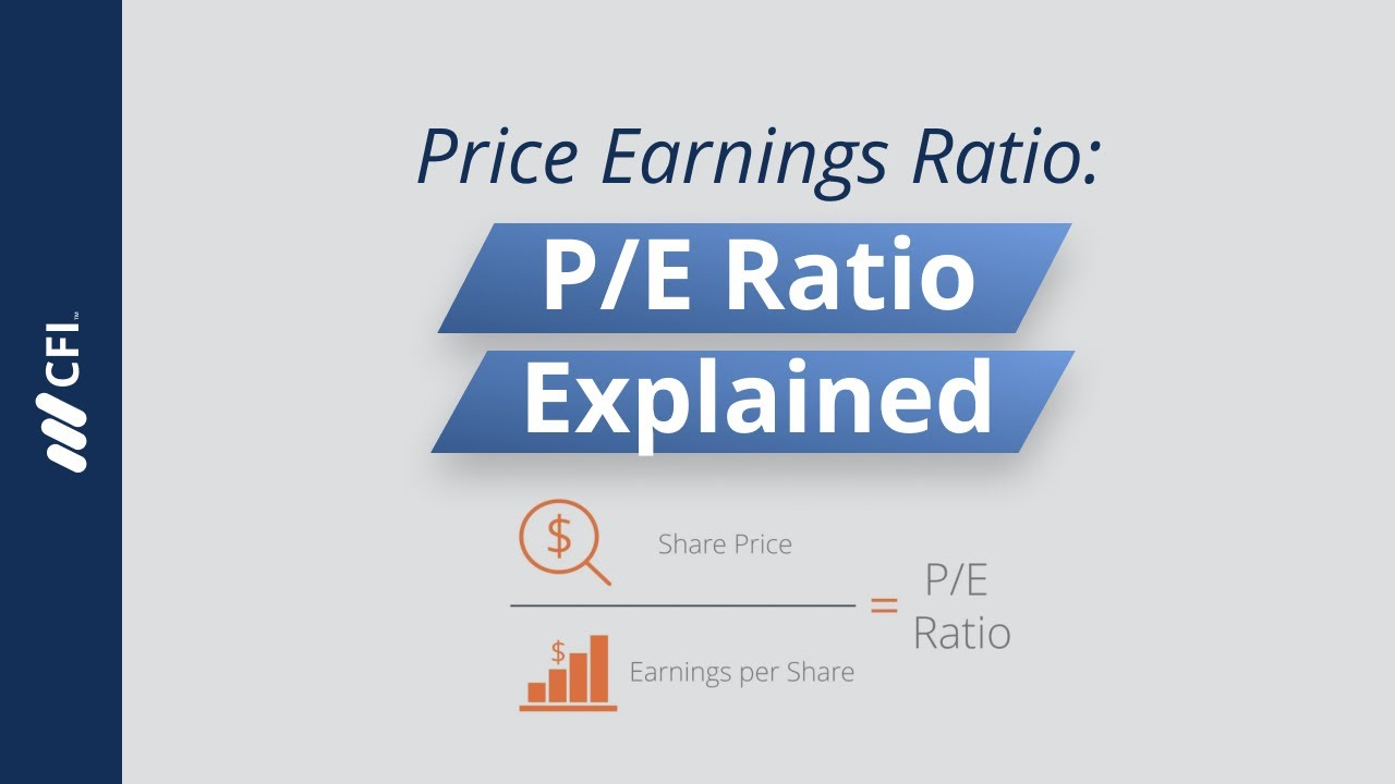 Price Earnings Ratio - Formula, Examples and Guide to P/E Ratio